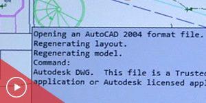 Pourquoi AutoCAD LT 3